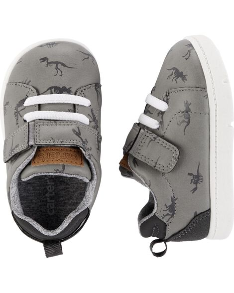 5a6b5252600a Display product reviews for Carter's Every Step Dino Sneakers