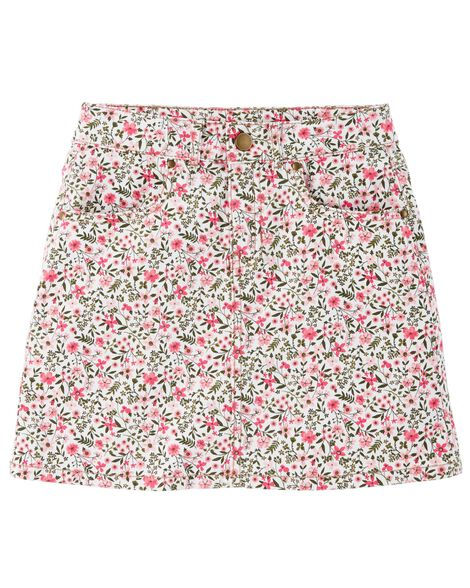 Display product reviews for Floral Twill Skirt