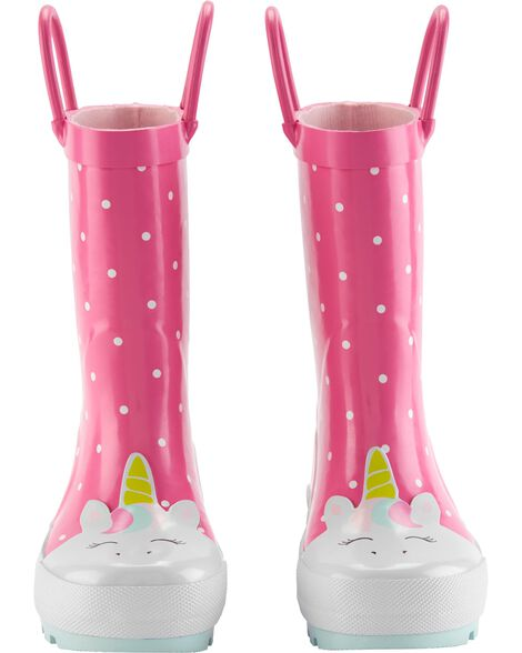 Display product reviews for Carter's Unicorn Rain Boots