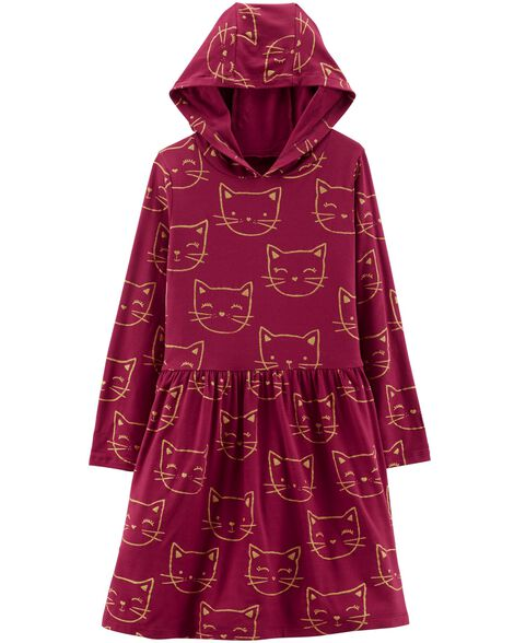 Display product reviews for Hooded Cat Dress