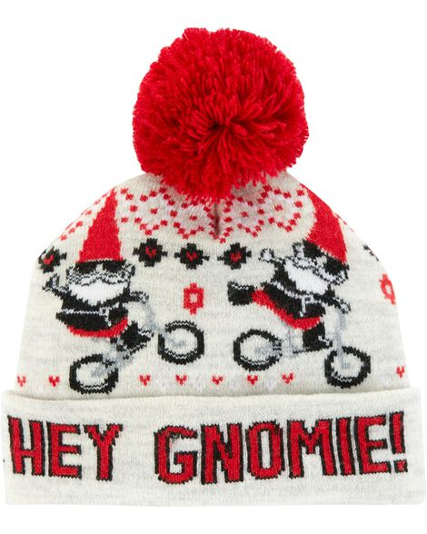 Display product reviews for Hey Gnomie Beanie