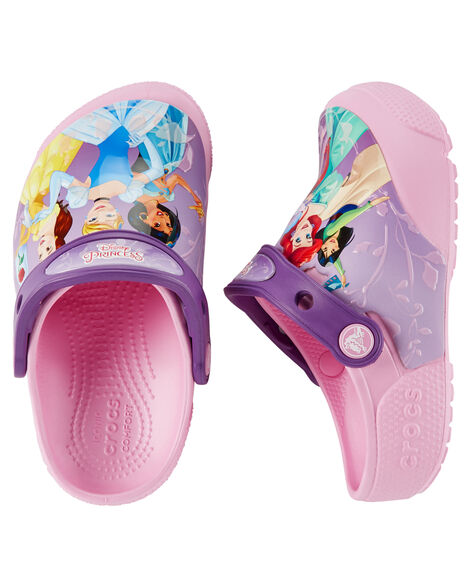 Display product reviews for Crocs Fun Lab Lights Princess Clogs