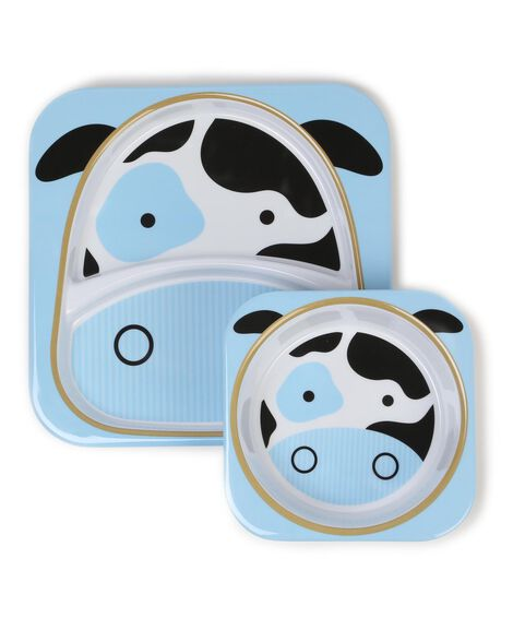 Display product reviews for Zoo Melamine plate & bowl set