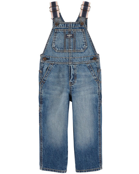Display product reviews for Denim Overalls - Bright Ocean Wash