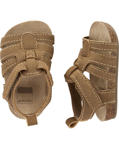 c57216c77d81 Display product reviews for Carter s Cork Sandal Baby Shoes
