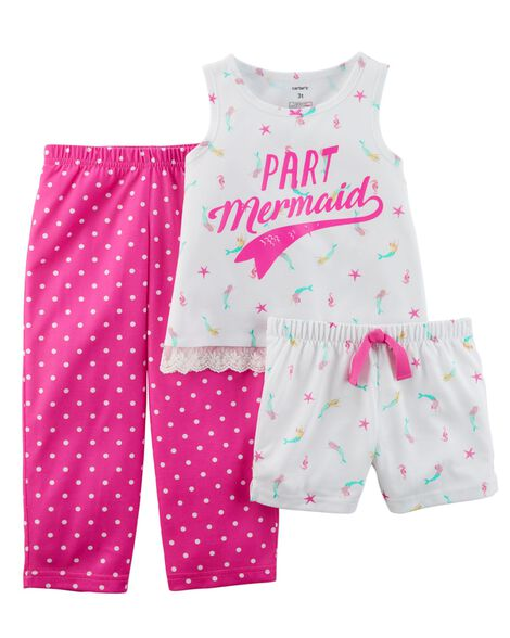 Baby Girl Pajamas Sleepwear Carter S Free Shipping
