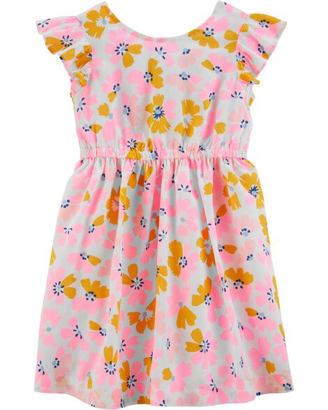 Display product reviews for Floral Bow Dress