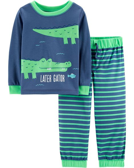 Display product reviews for 2-Piece Alligator PJs