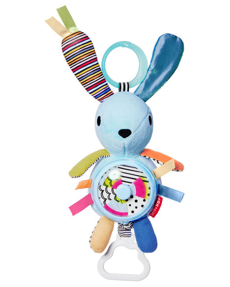 Display product reviews for Vibrant Village Pull & Spin Activity Bunny