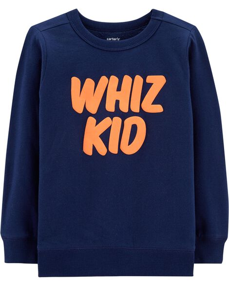 Display product reviews for Whiz Kid Fleece Pullover