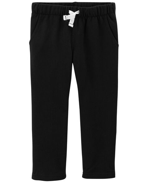 Display product reviews for Pull-On French Terry Pants