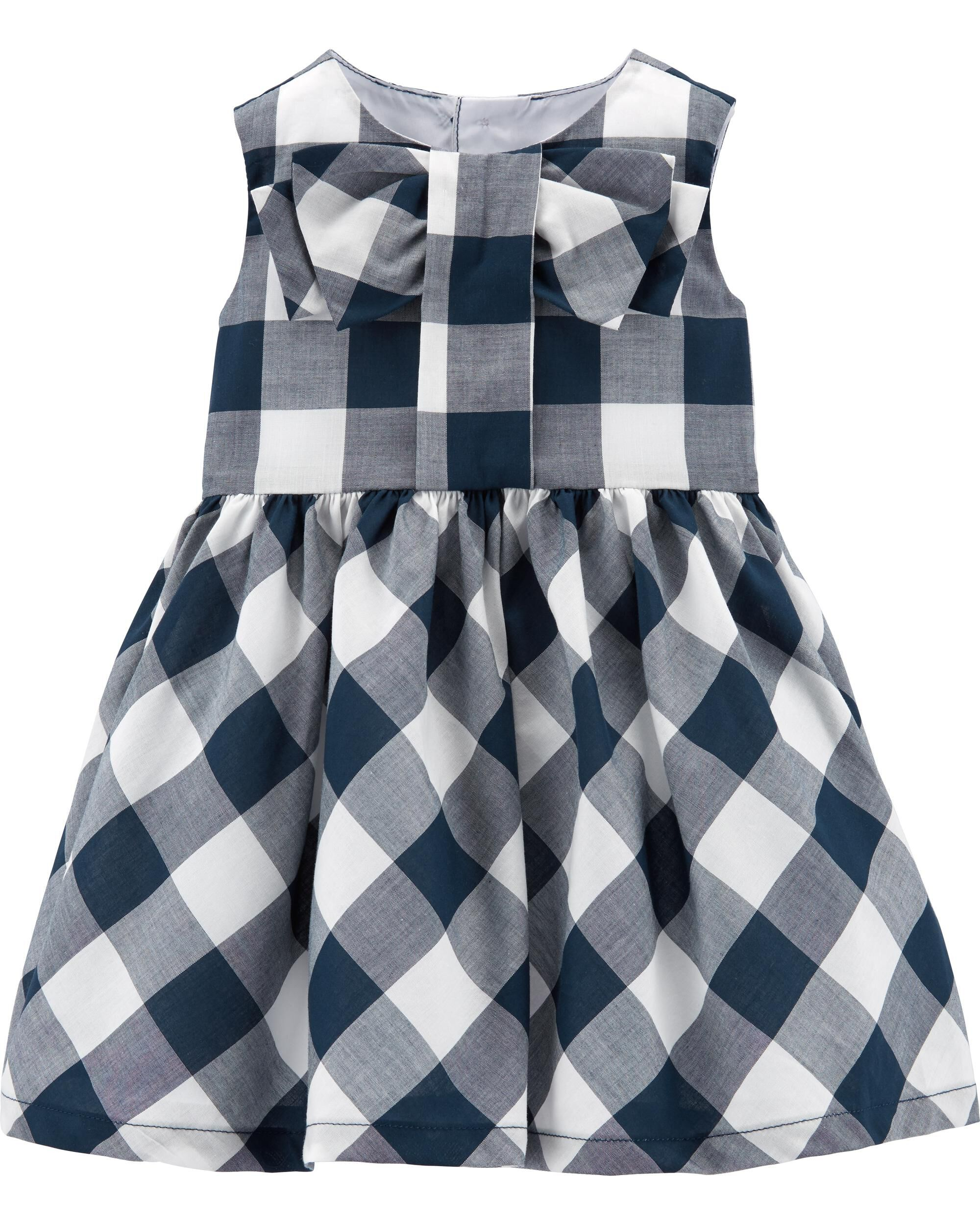 9657e1f8fe47 Kleding en accessoires Carters Baby Girl Plaid Holiday Dress Set Size 6 12  18 24 Months NWT Christmas Baby