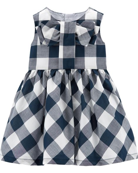 Display product reviews for Gingham Lawn Dress