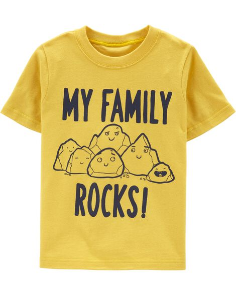 Display Product Reviews For My Family Rocks Jersey Tee
