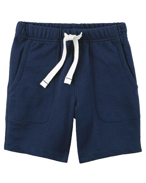 Display product reviews for Easy Pull-On French Terry Shorts