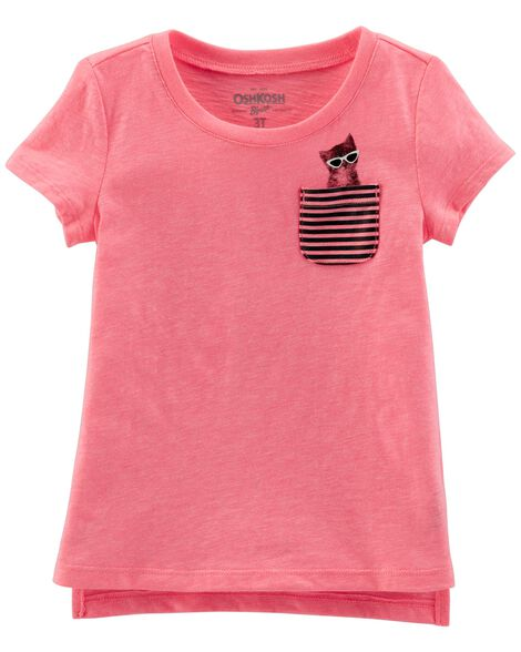 Display product reviews for Cool Cat Pocket Tee
