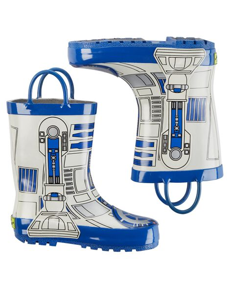 Display product reviews for Western Chief Star Wars R2D2 Rain Boots