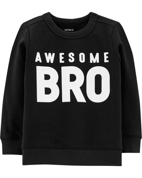Display product reviews for Awesome Bro Fleece Pullover