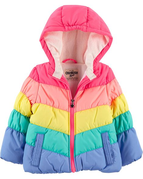 Display product reviews for Rainbow Bubble Jacket