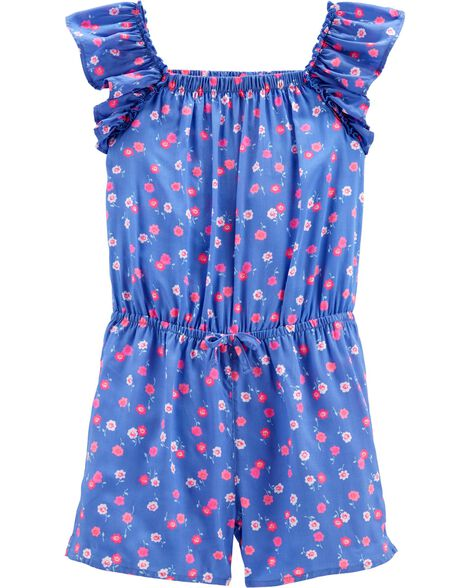 50965a4a7f0 Display product reviews for Ruffle Floral Romper