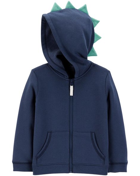 Display product reviews for Zip-Up Spike Hoodie