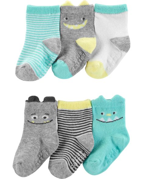 Display product reviews for 6-Pack Monster Booties