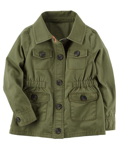 Display product reviews for Twill Jacket