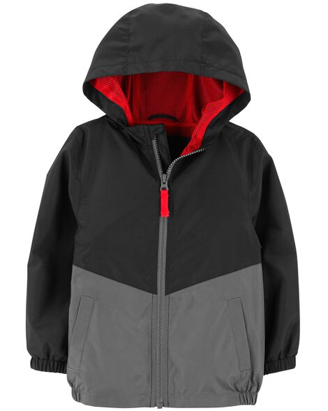 Display product reviews for Zip-Up Windbreaker