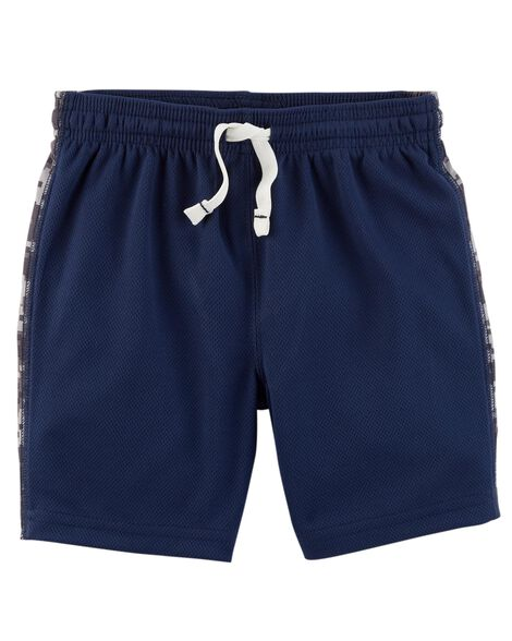 Display product reviews for Easy Pull-On Mesh Shorts