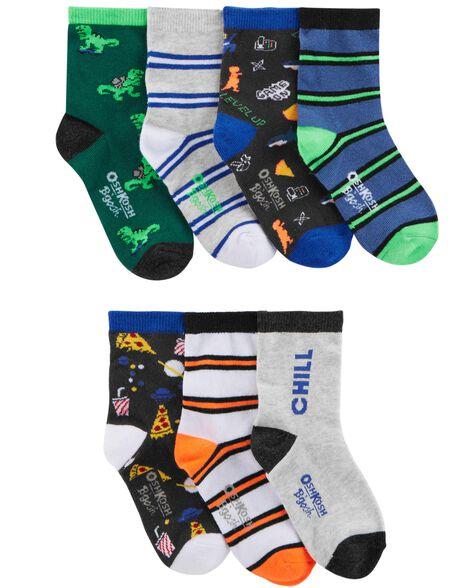 Display product reviews for 7-Pack Icon Crew Socks