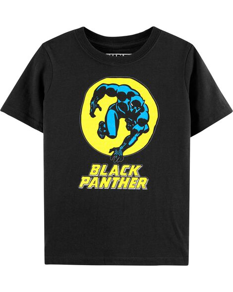 Display product reviews for Black Panther Tee