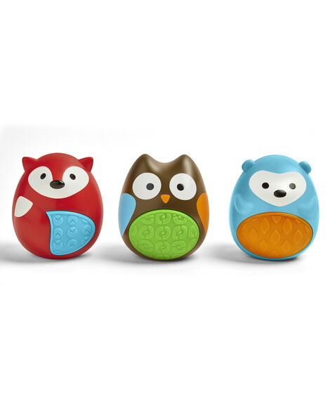 Display product reviews for Explore & More Egg Shaker Baby Toy Trio