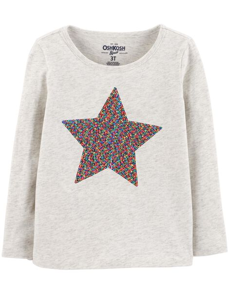 Display product reviews for Star Sequin Tee
