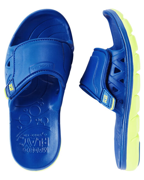 Display product reviews for Stride Rite Made2Play phibian slide