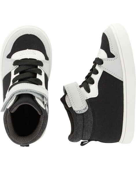 Display product reviews for Carter's High Top Sneakers