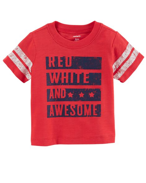 Display product reviews for Fourth Of July Jersey Tee