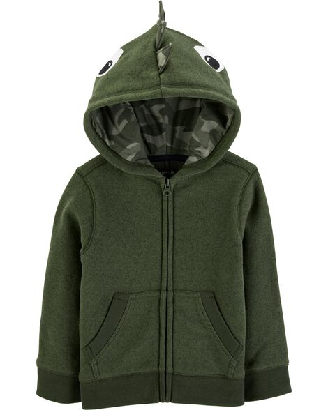 Display product reviews for Dinosaur Hoodie