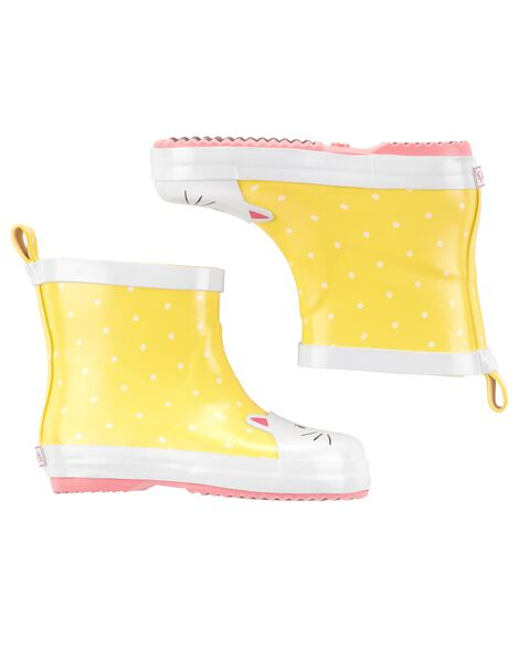 Display product reviews for Carter's Cat Rain Boots