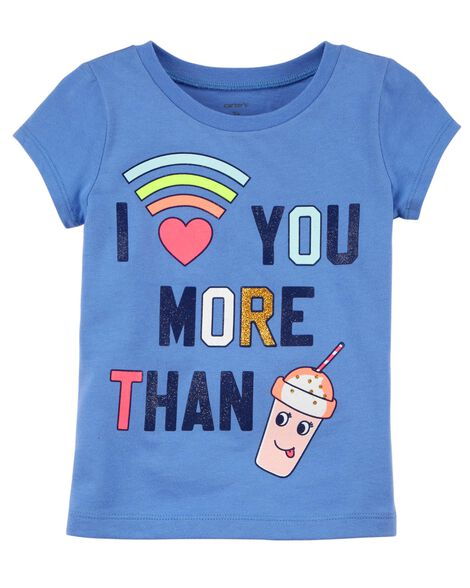 Display product reviews for I Heart You Jersey Tee