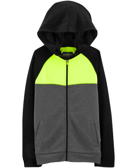 Display product reviews for Colorblock Tricot Jacket