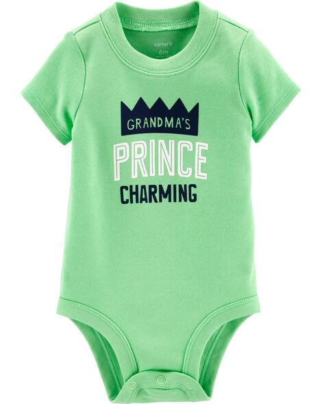 1d6dcb5c93b6 Display product reviews for Grandma s Prince Charming Collectible Bodysuit