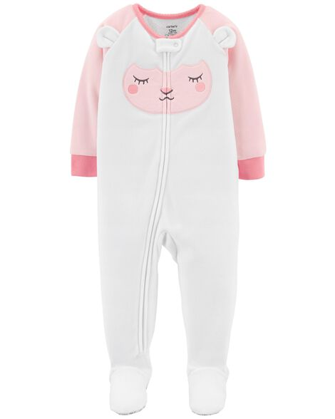 Display product reviews for 1-Piece Lamb Fleece PJs