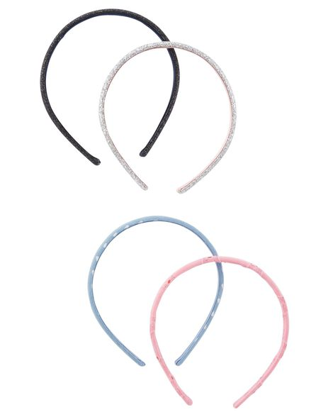Display product reviews for 4-Pack Basic Headbands