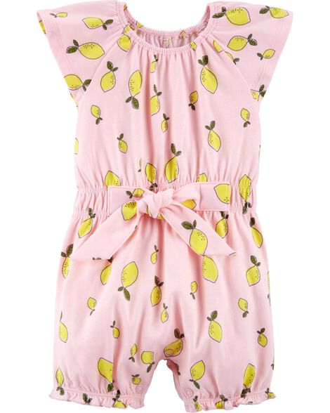 c1b8a9707294 Display product reviews for Certified Organic Lemon Romper