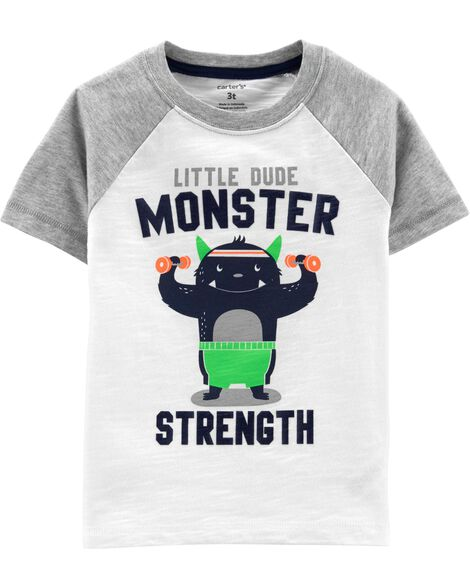 c1876dfe6 Toddler Boy Shirts, Big Brother Shirt for Toddlers | Carter's | Free ...