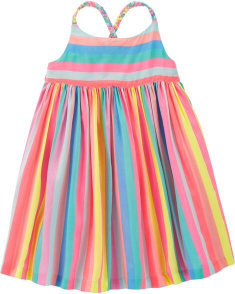 f4beba0492f Display product reviews for Rainbow Stripe Dress