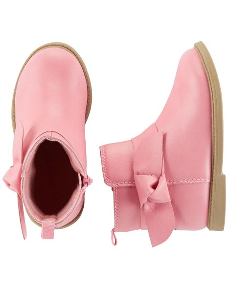 Display product reviews for Carter's Connie Bow Booties