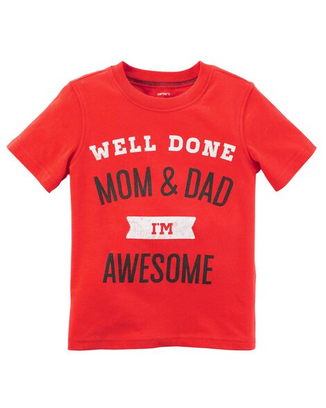 Display product reviews for I'm Awesome Tee