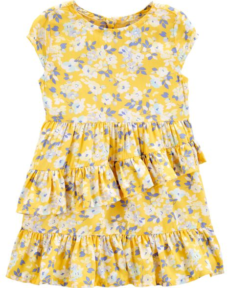 43050b65b77 Display product reviews for Ruffle Floral Dress