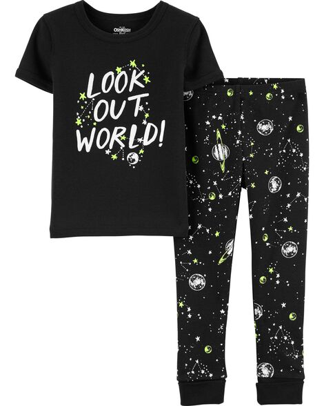 91611cba7 Display product reviews for 2-Piece Snug Fit Glow Cotton PJs